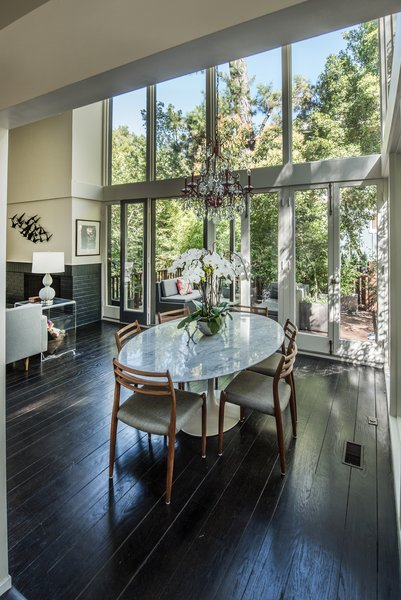 Dining Room Photo 17 of Acevedo-Mudd House modern home