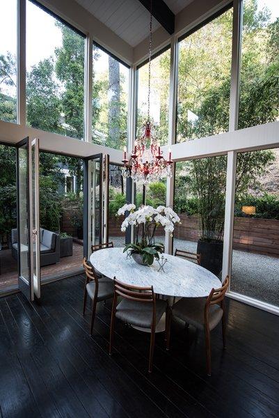 Dining Photo 14 of Acevedo-Mudd House modern home