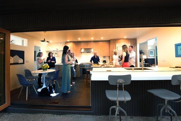 Kitchen Photo 19 of Acevedo-Mudd House modern home