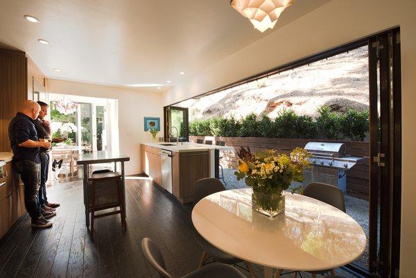 Kitchen Photo  of Acevedo-Mudd House modern home