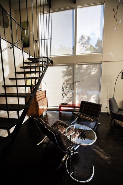 Living Room Photo 9 of Acevedo-Mudd House modern home