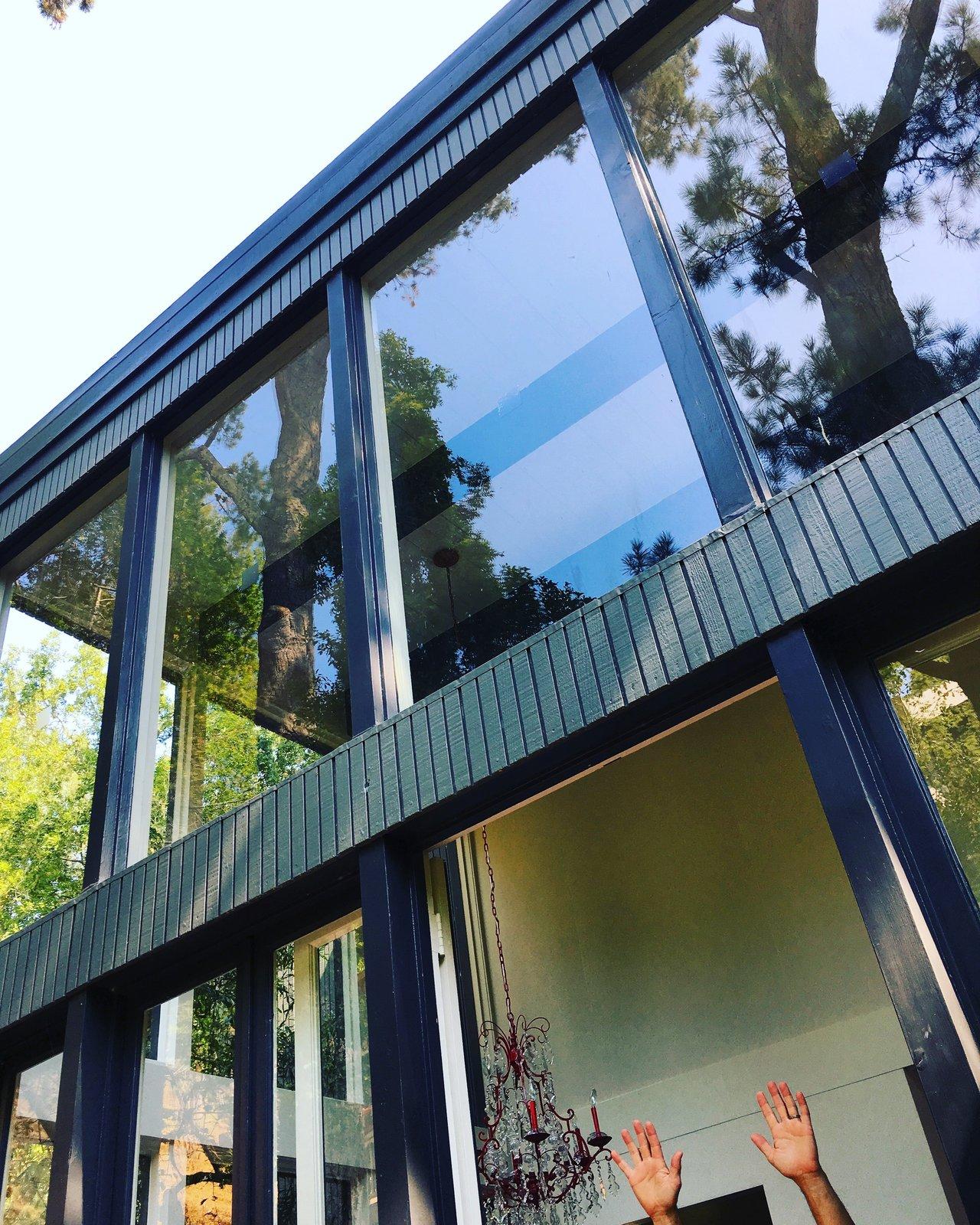Outdoor  Acevedo-Mudd House by Denis Acevedo