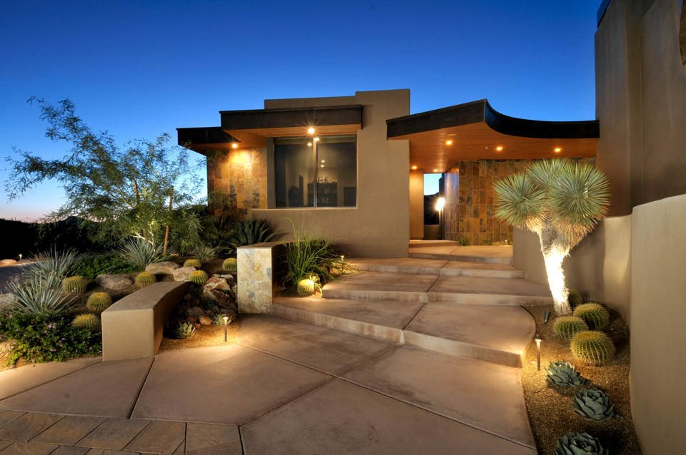 Desert Dwelling by Soloway Designs  Architecture + Interiors
