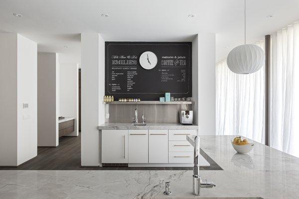 espresso bar Photo 7 of Opposite House modern home