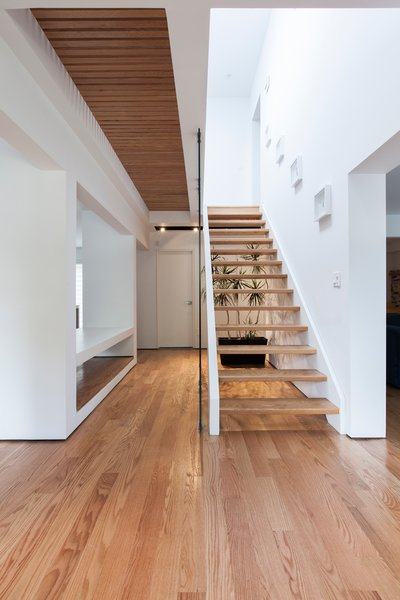 Entry foyer Photo 9 of Thorax House modern home