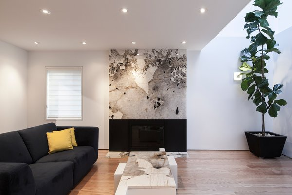 Living room Photo 5 of Thorax House modern home