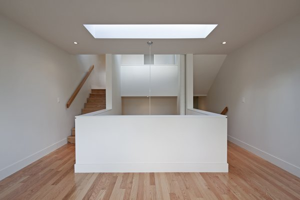 Mezzanine Photo 4 of Shaft House modern home