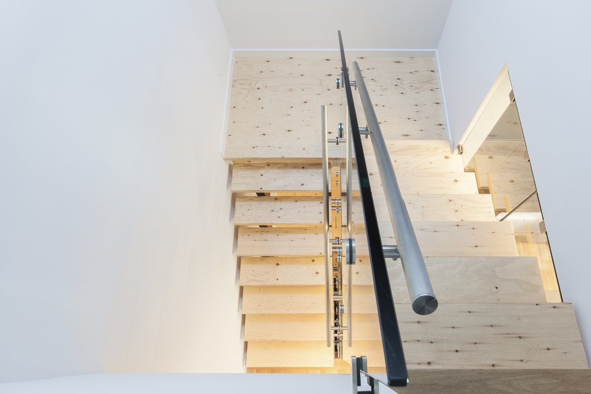 staircase  Instar House by rzlbd