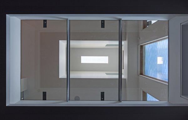lightwell & glass floor Photo 7 of Tetris House modern home