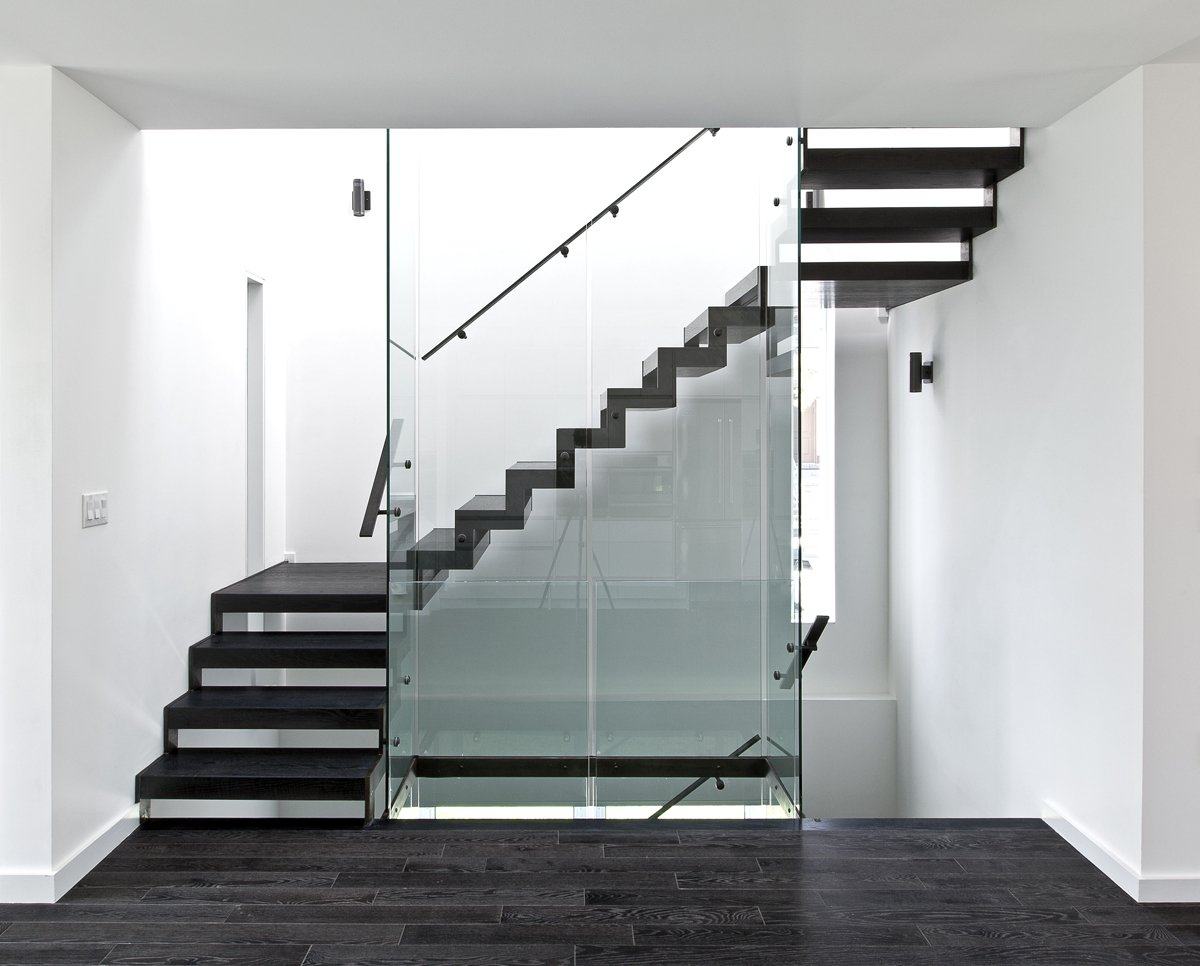 staircase & lightwell Tagged: Staircase.  Patio House by rzlbd