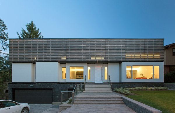 main elevation Photo 2 of Gallery House modern home