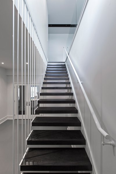 staircase Photo 7 of Gallery House modern home