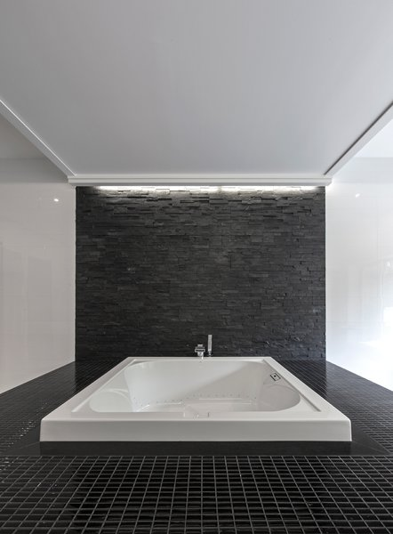 spa Photo 8 of Gallery House modern home