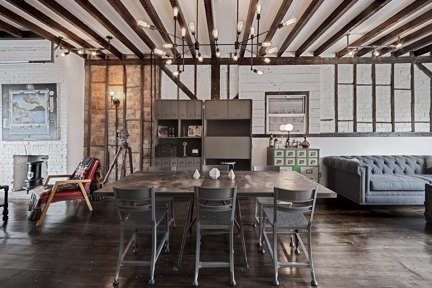 Photo 2 of 8 in Williamsburg's Western-style Lodge Unites Traveling Creatives