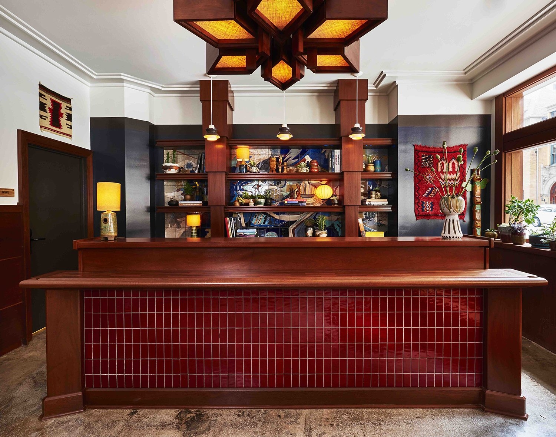 Photo 2 of 6 in A Former Chicago Mafia Haunt Reborn as a Hotel