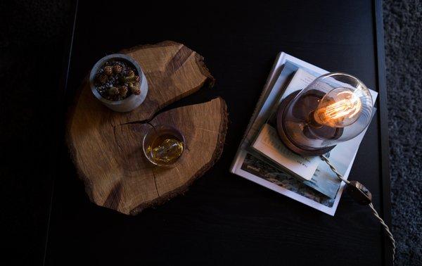 Southern Lights Electric: Original Bell Jar Lamp