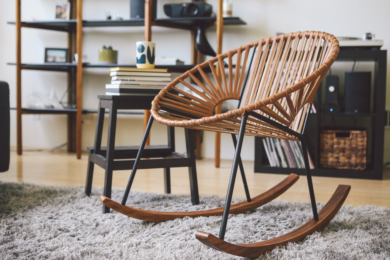 Admirable Rocking Chair 535 Russian Style Carved Wood Skeleton Machost Co Dining Chair Design Ideas Machostcouk