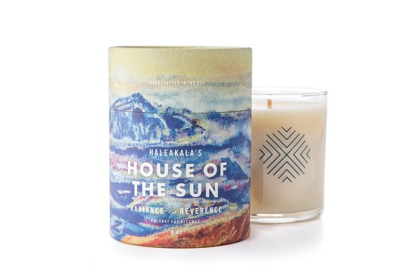 Ethics Supply Co. Scented Candles