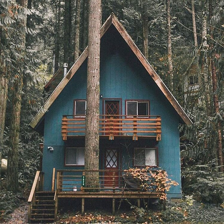 Photo 8 of 14 in 12 Cabin Escapes to Inspire Your Next Weekend Getaway