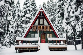 12 Cabin Escapes to Inspire Your Next Weekend Getaway - Photo 9 of 13 -