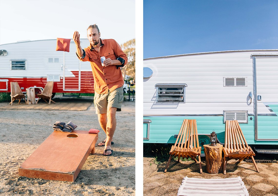 Photo 11 of 11 in The Holidays: A Retro Camp Community On Southern California's Scenic Coastline