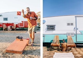 The Holidays: A Retro Camp Community On Southern California's Scenic Coastline - Photo 10 of 10 -