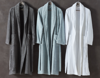Coyuchi's  Robes