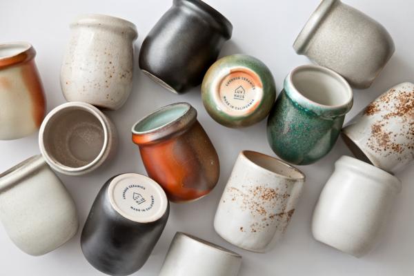 Ceramic Tumblers from Luvhaus