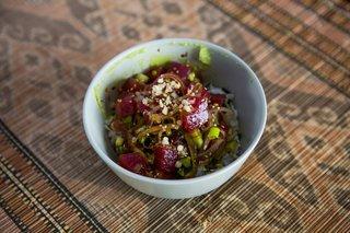 Recipe: Yellowfin Tuna Poké Bowl - Photo 2 of 2 -