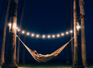 Yard Hammocks from Yellow Leaf