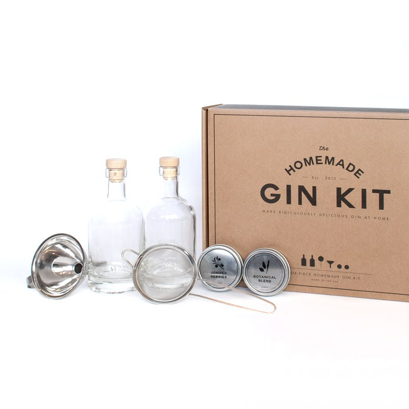 Photo 1 of 1 in W&P's Homemade Gin Kit