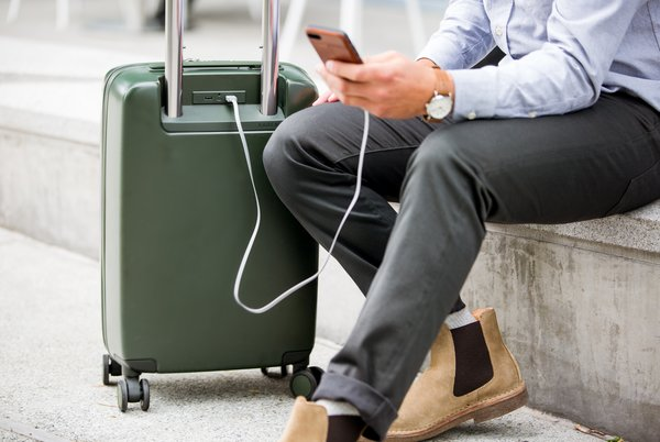 Raden's Smart Luggage & Carry Ons