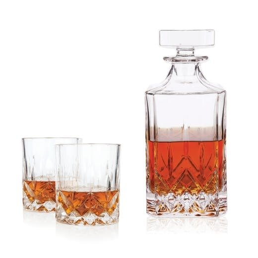 Crystal Tumblers & Decanters  from Viski