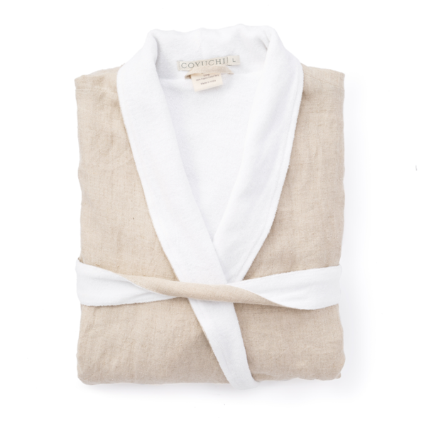 French Terry Robe from Coyuchi