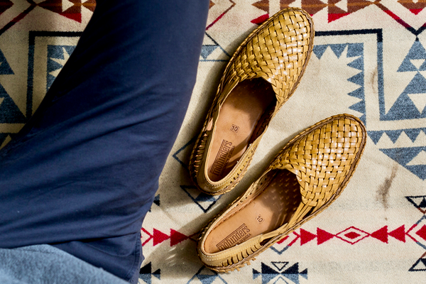 Mohinders' Woven City Shoe