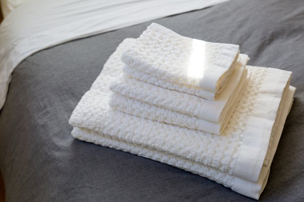 Onsen's Signature Towels - Now in White