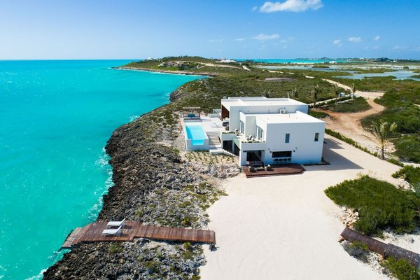 The ocean truly is your playground. Photo 9 of Tip of the Tail Villa modern home