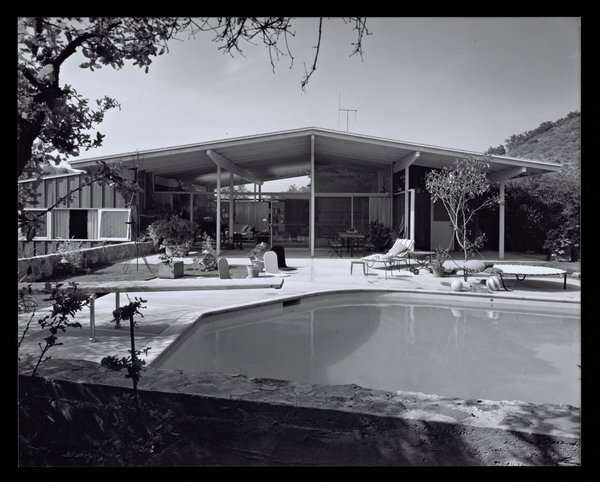 Circa 1955 Photo 2 of Midcentury Post and Beam In Fryman Canyon modern home