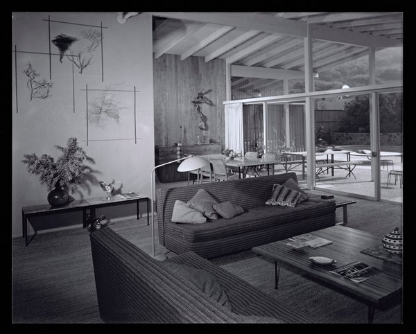 Circa 1955 Photo 8 of Midcentury Post and Beam In Fryman Canyon modern home