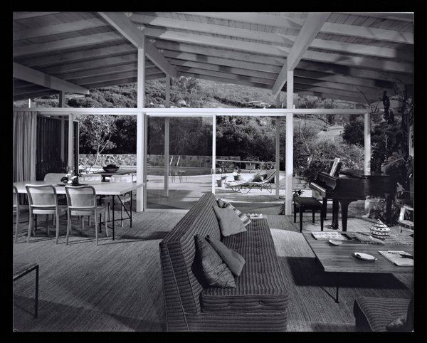 Circa 1955 Photo 10 of Midcentury Post and Beam In Fryman Canyon modern home