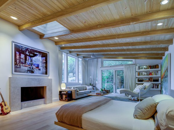 Photo 13 of Midcentury Post and Beam In Fryman Canyon modern home