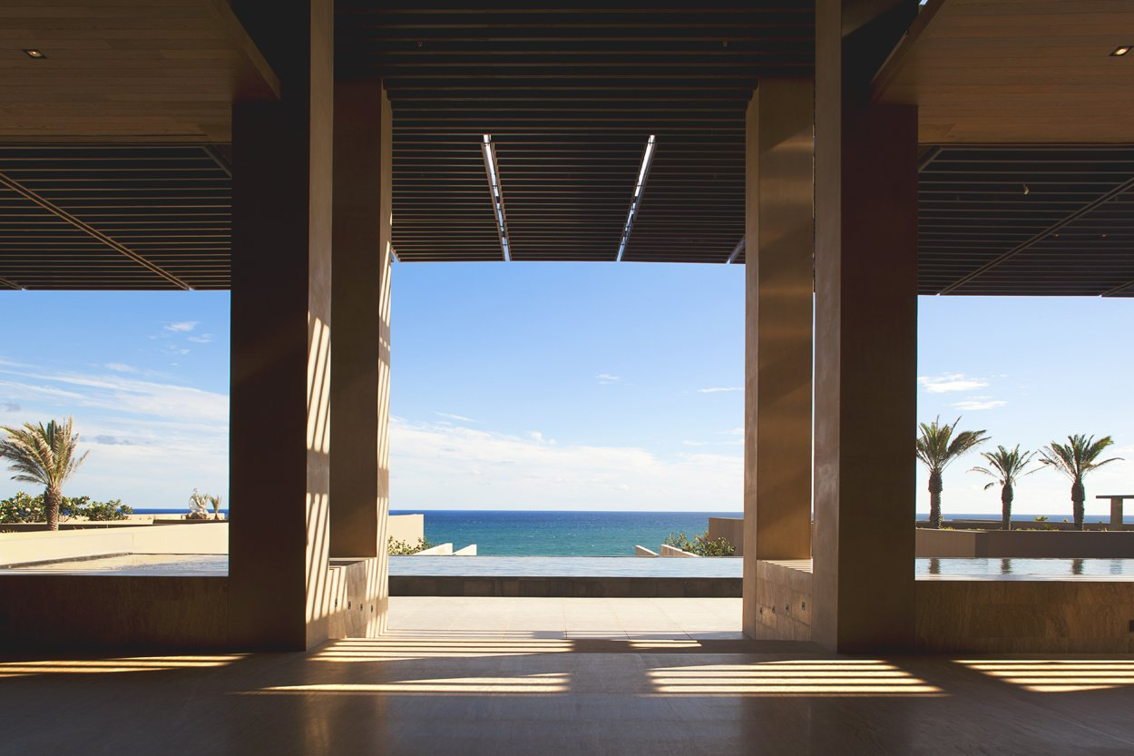 JW Marriott Cabos by ideasociados