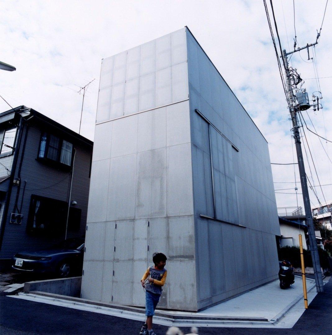 House in Mishuku by Nobuo Araki / The Archetype
