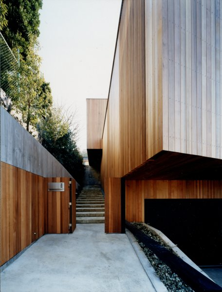 Photo 2 of House in Okamoto modern home