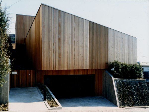 Photo  of House in Okamoto modern home