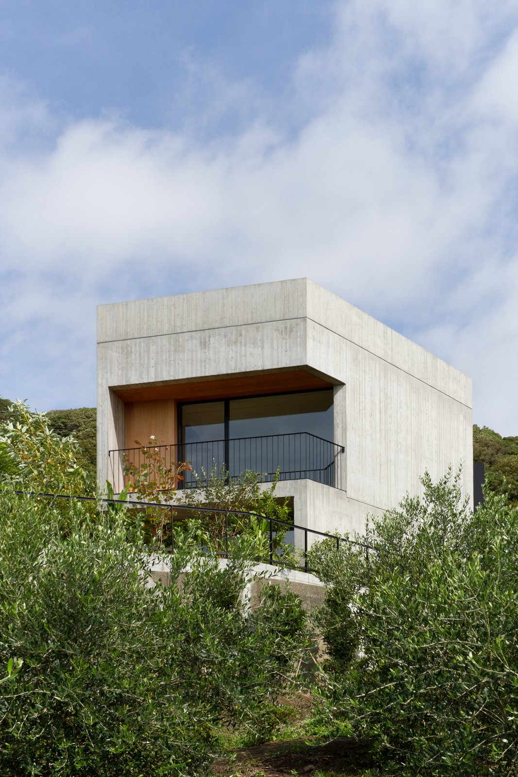 House in Akiya by Nobuo Araki / The Archetype