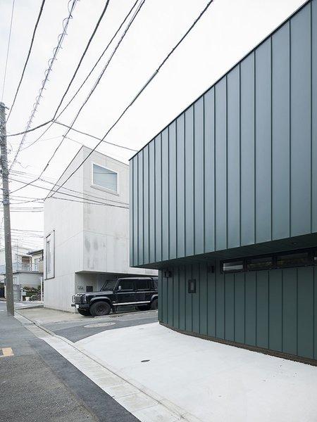 Photo 3 of House in Mishuku Ⅱ modern home