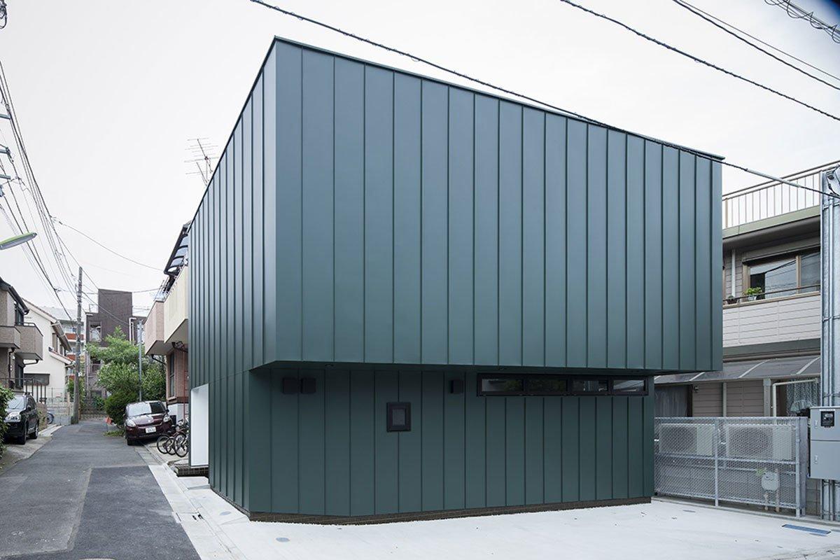 House in Mishuku Ⅱ by Nobuo Araki / The Archetype