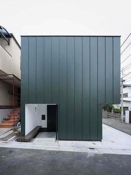 Photo  of House in Mishuku Ⅱ modern home