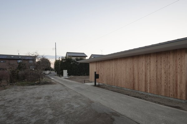 Photo  of House in Fukaya modern home